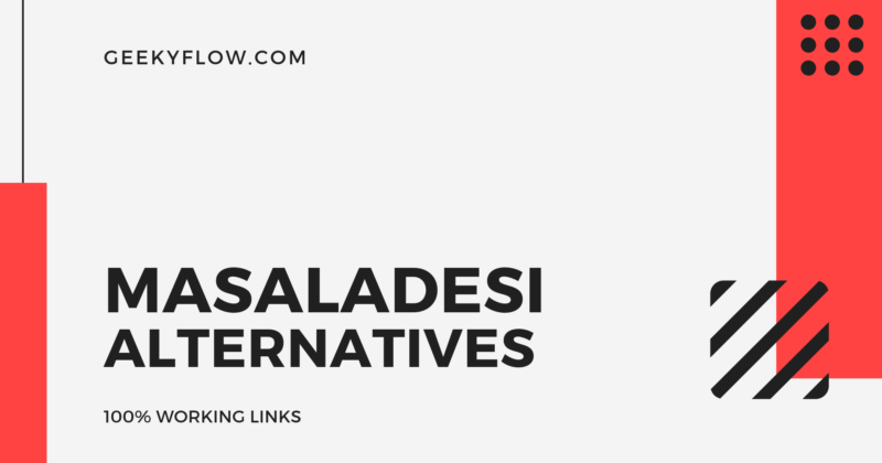 Masaladesi Alternatives – Working Links