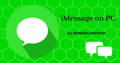 iMessage On PC – All Working Methods [100%]