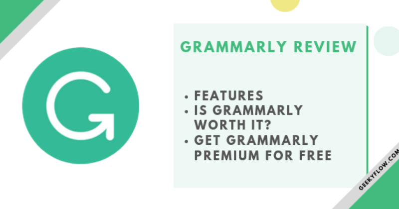 The Main Principles Of Is Grammarly Premium Worth It