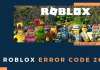 FIX ROBLOX ERROR CODE 267