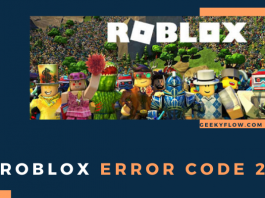 FIX ROBLOX ERROR CODE 267