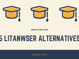 litanwser alternatives