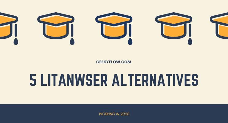 litanwser alternatives
