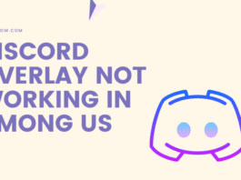 Discord Overlay Not Working in Among Us