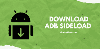 Download ADB Sideload