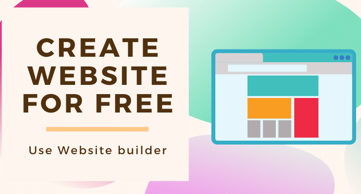 Create website for free
