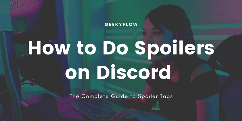 how to do spoilers on discord