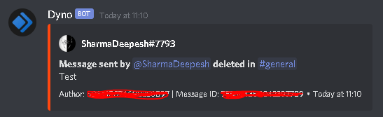 how to see deleted messages on discord