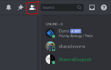 mute user on discord
