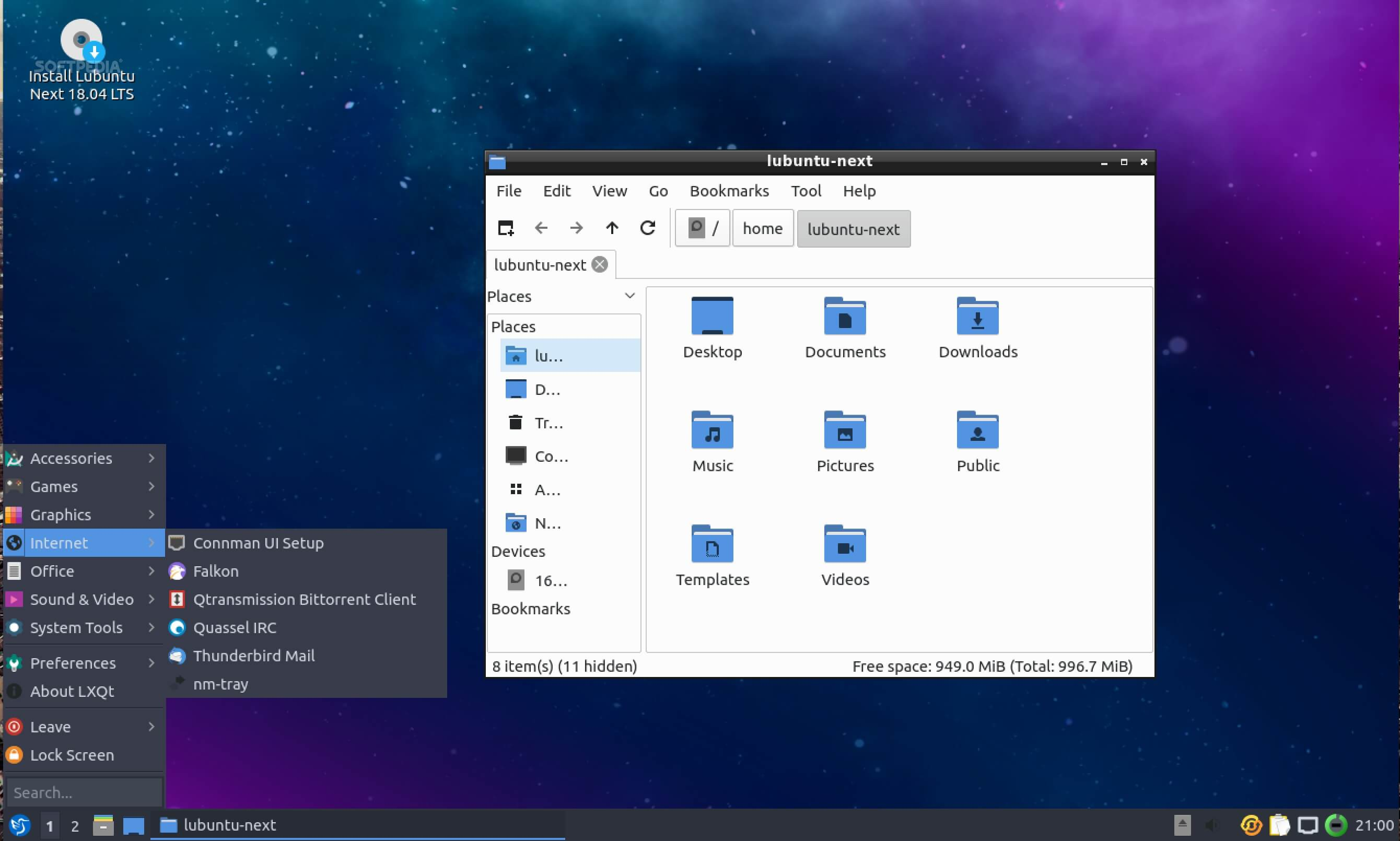 linux distro for old laptop