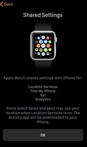 how to unpair apple watch with iphone