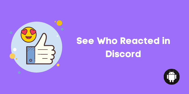 How to See Who Reacted in Discord