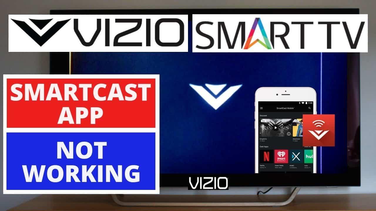 6 Ways to fix SmartCast Not Working on Vizio