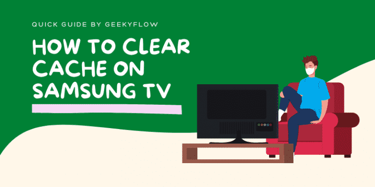 How to Clear Cache on Samsung TV